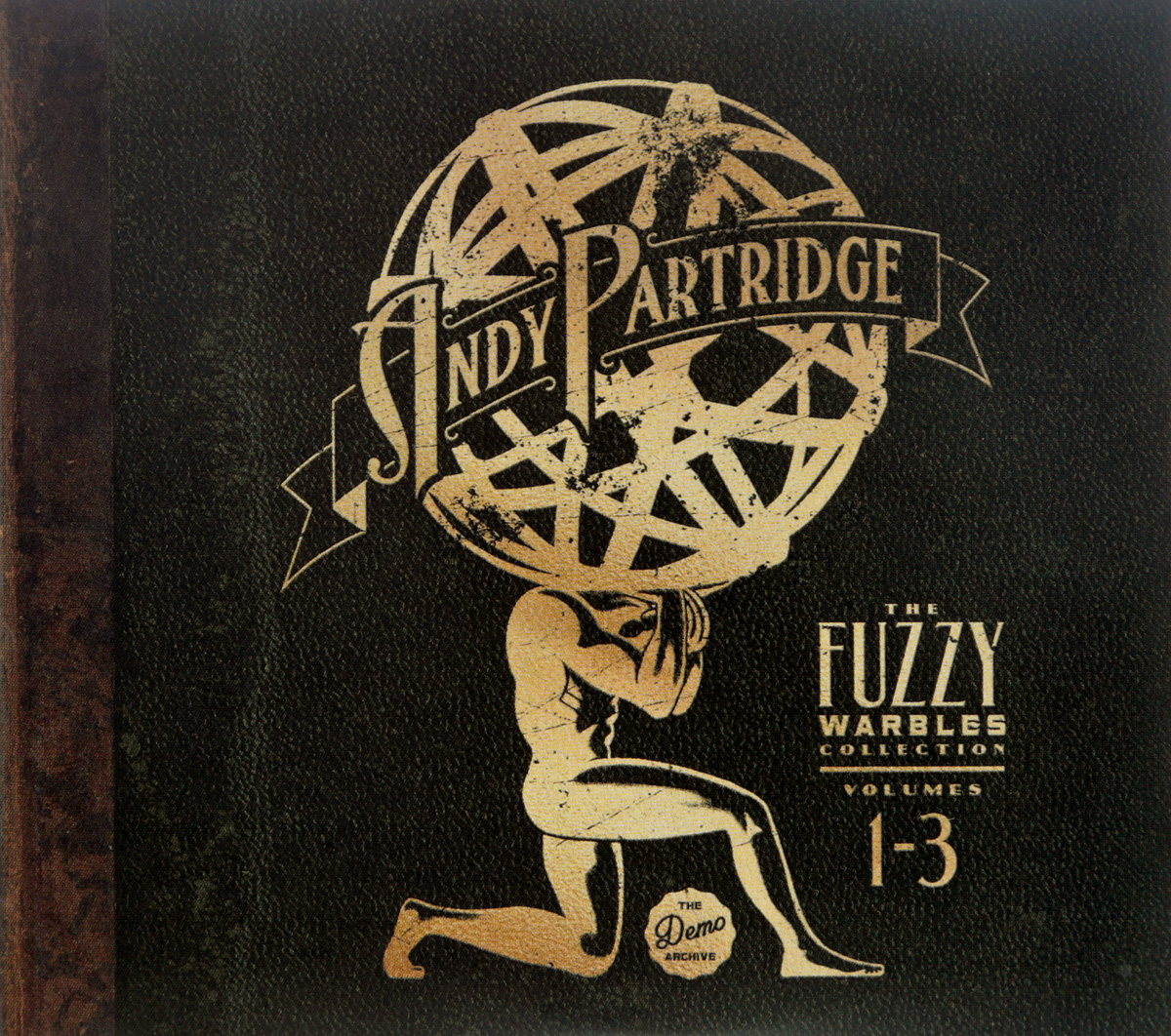 Zakazat.ru Andy Partridge. Fuzzy Warbles Volume 1-3 (3 CD)