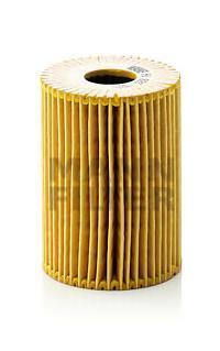 Масляный фильтроэлемент без металлических частейMann-Filter HU825XHU825X