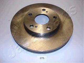 Диск тормозной Japanparts DI275 комплект 2 штDI275
