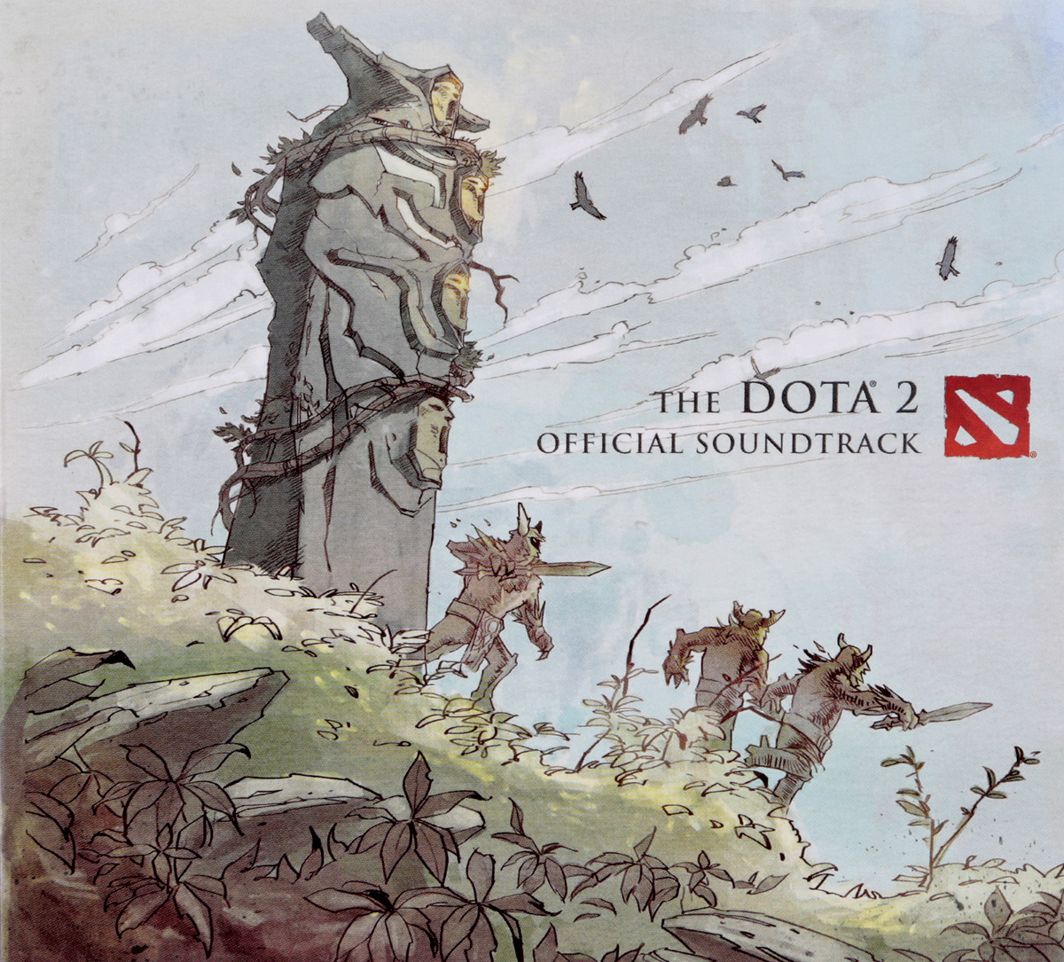 Valve Studio Orchestra. The Dota 2. Official Soundtrack