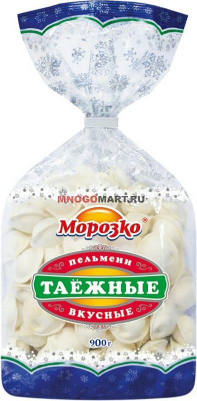 Морозко Пельмени Таёжные, 900 г тасбулатова д у кого в россии больше