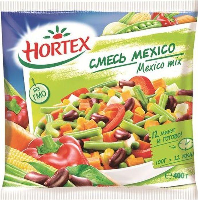 Hortex Смесь Mexico, 400 г bioitalia смесь бобов консервированная 400 г