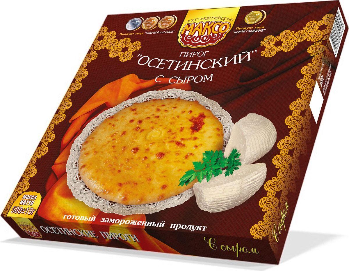 Способ приготовления:В СВЧ-печи – снять упаковку, разморозить пирог. Затем разогревать в течение 2-3 минут при максимальной мощности. Этот пирог является визитной карточкой Осетии в мировой кулинарии. Осетинский пирог с сыром сулгуни пользуется бешеной популярностью на Кавказе, имеет своих фанатов в России.Способ приготовления:При разогреве больше 3-х минут возможно подсыхание краёв.- В духовом шкафу - предварительно разморозить пирог при комнатной температуре в течение 30 минут, снять упаковку и разогреть при t 160-180