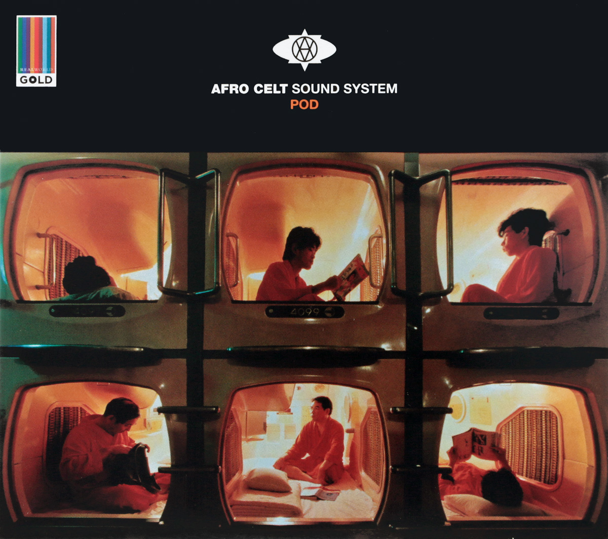 Afro Celt Sound System. Pod (2 CD)
