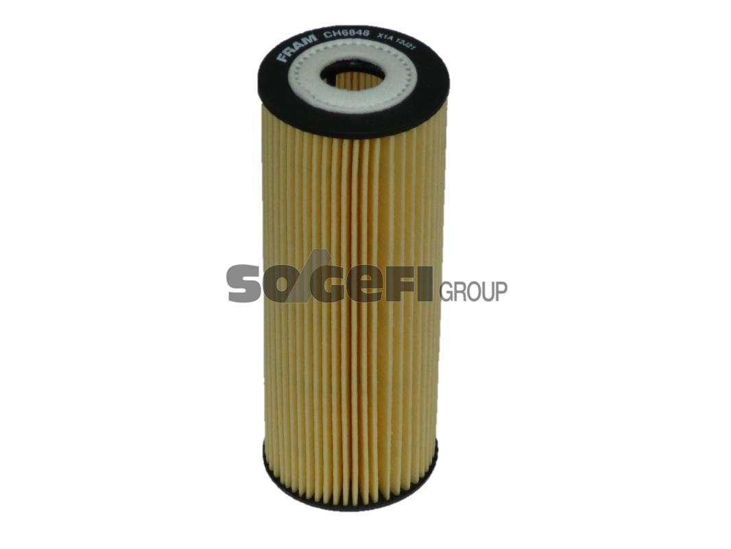Фильтр масляный Fram. CH6848CH6848