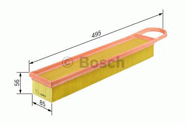 Фильтр воздушный Bosch F026400050F026400050
