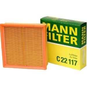 Фильтр воздушный Mann-Filter C22117C22117