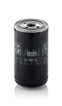 Масляный фильтрMann-Filter W95018W95018