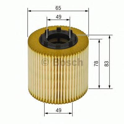 Фильтр масляный Bosch 14574292561457429256