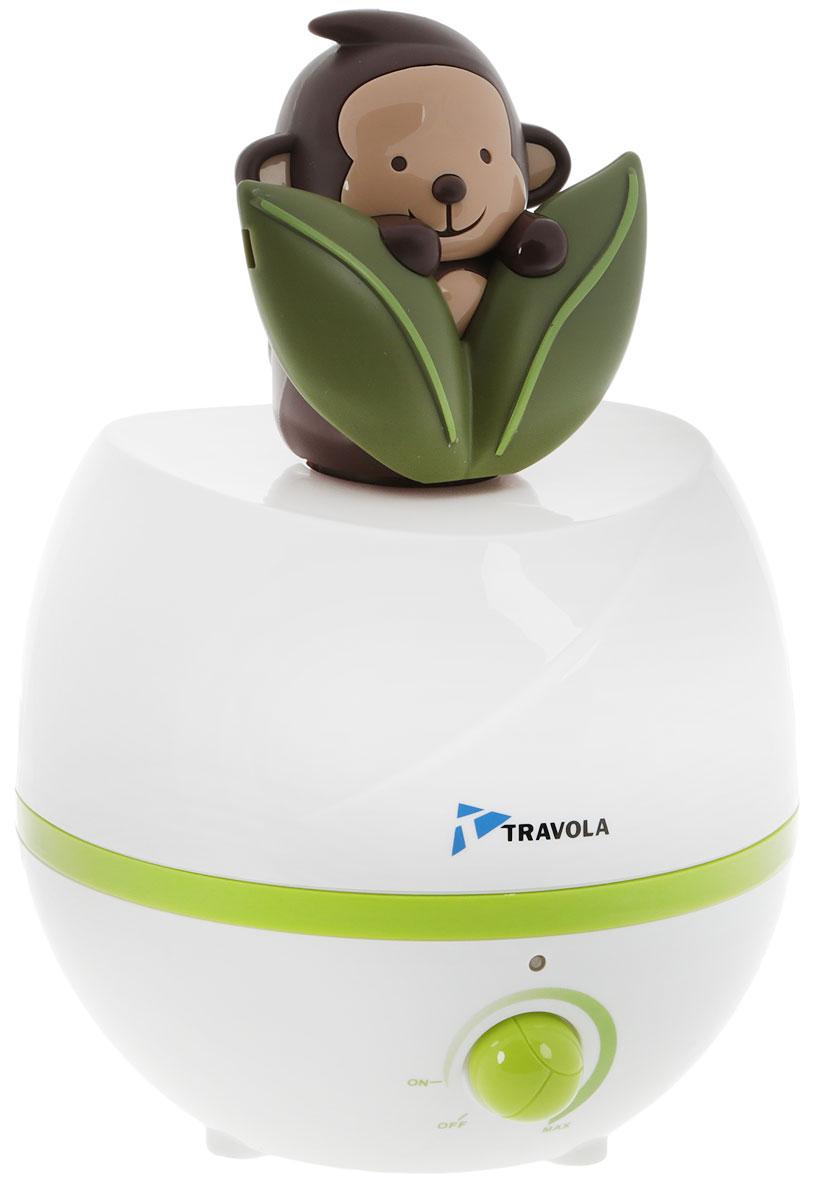 Travola HYB-65, Green White увлажнитель воздухаHYB-65Увлажнитель воздуха Travola HYB-65 сделает воздух в вашем доме чистым и свежим, а оригинальный дизайн станет хорошим украшением вашей комнаты. Данная модель оснащена функцией автовыключения при отсутствии воды. Устройство очень просто в использовании, обладает высокой надежностью и качеством.* Победитель номинации Лучшая собственная торговая марка в сегменте ONLINEПремия PRIVATE LABEL AWARDS (by IPLS) -международная премия в области собственных торговых марок, созданная компанией Reed Exhibitions в рамках выставки Собственная Торговая Марка (IPLS) 2016 с целью поощрения розничных сетей, а также производителей продовольственных и непродовольственных товаров за их вклад в развитие качественных товаров private label, которые способствуют росту уровня покупательского доверия в России и СНГ.