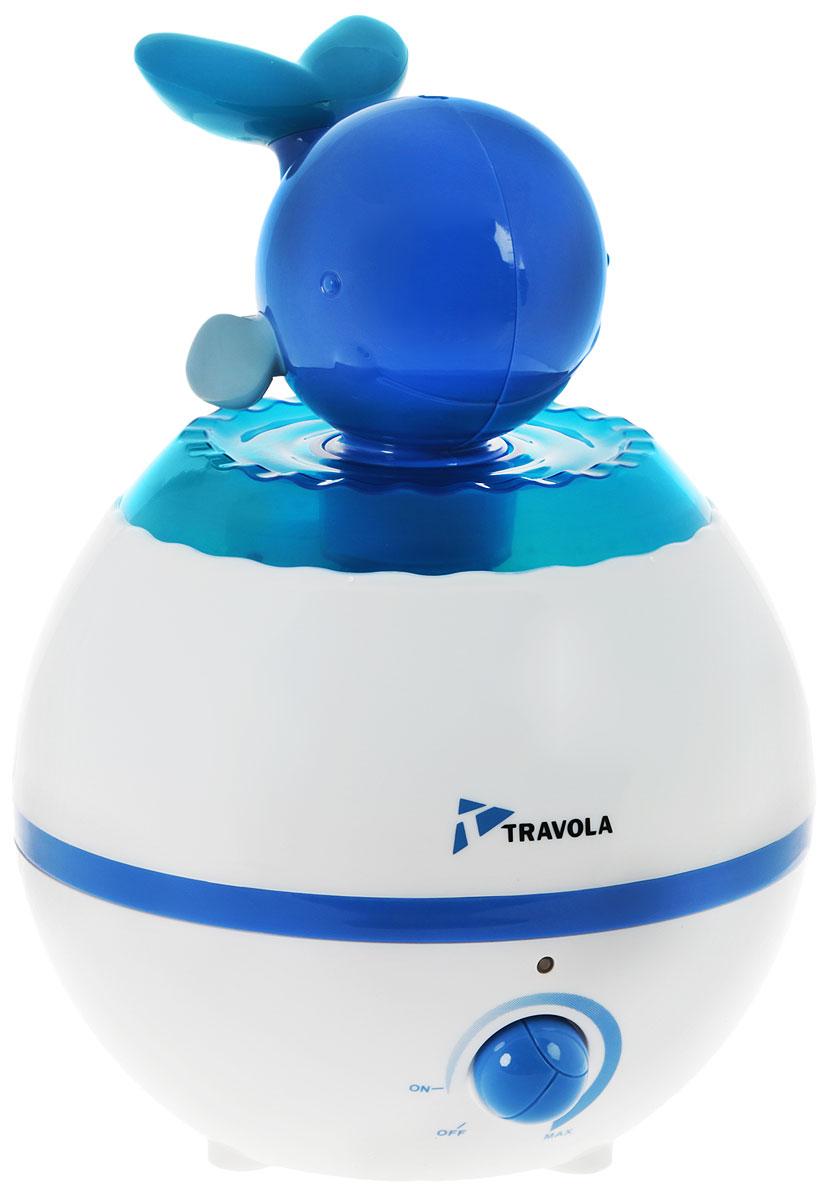 Travola HYB-64, Blue White увлажнитель воздухаHYB-64Увлажнитель воздуха Travola HYB-64 сделает воздух в вашем доме чистым и свежим, а оригинальный дизайн станет хорошим украшением вашей комнаты. Данная модель оснащена функцией автовыключения при отсутствии воды. Устройство очень просто в использовании, обладает высокой надежностью и качеством.* Победитель номинации Лучшая собственная торговая марка в сегменте ONLINEПремия PRIVATE LABEL AWARDS (by IPLS) -международная премия в области собственных торговых марок, созданная компанией Reed Exhibitions в рамках выставки Собственная Торговая Марка (IPLS) 2016 с целью поощрения розничных сетей, а также производителей продовольственных и непродовольственных товаров за их вклад в развитие качественных товаров private label, которые способствуют росту уровня покупательского доверия в России и СНГ.