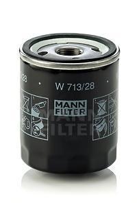 Масляный фильтр Mann-Filter W71328W71328