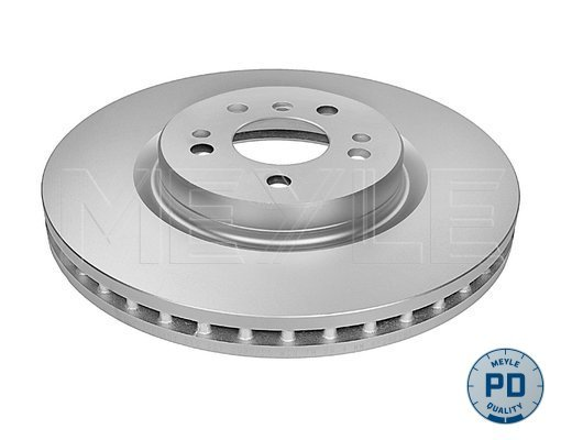 Диск тормозной передний вентилируемый 5 отв Meyle 0835212097PD0835212097PD