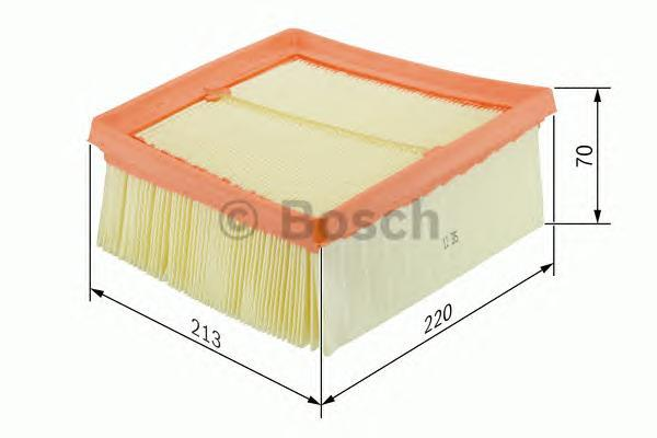 Фильтр воздушный Bosch 14574335751457433575