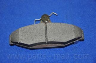 PMC Колодки тормозные задние. PKD008 polaris pmc 0516adg