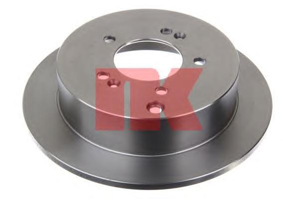 Диск тормозной NK 203414 комплект 2 шт203414
