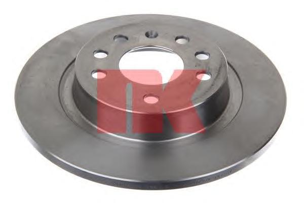 Диск тормозной NK 203646 комплект 2 шт203646