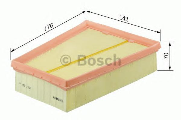 Фильтр воздушный Bosch 14574335291457433529