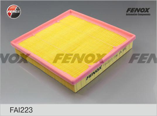 Воздушный фильтр Fenox FAI223FAI223