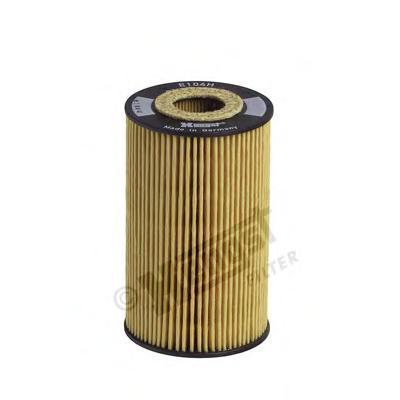 Фильтр масляный Hengst E104HD43E104HD43
