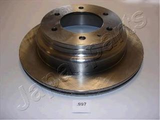 Диск тормозной Japanparts DP997DP997