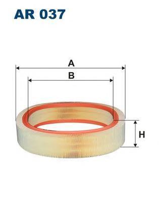 Фильтр воздушный Filtron AR037AR037