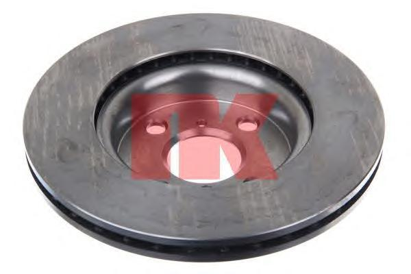 Диск тормозной NK 2045115 комплект 2 шт2045115