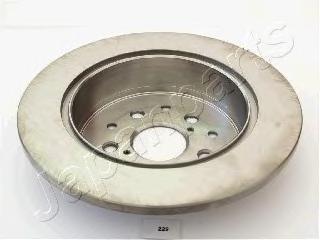 Диск тормозной Japanparts DP229 комплект 2 штDP229