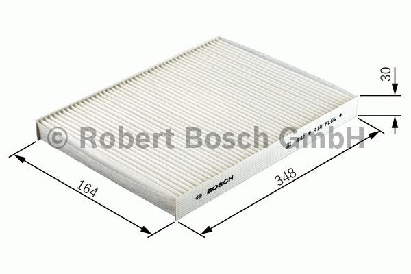 Фильтр салона (угольный) Bosch 19874323451987432345