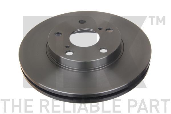 Диск тормозной передний NK 2045170 комплект 2 шт2045170