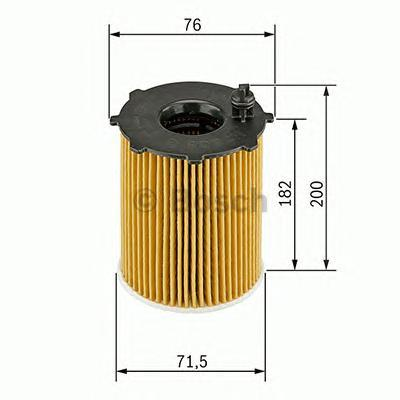 Фильтр масляный Bosch F026407066F026407066