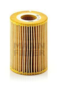 Масляный фильтроэлемент без металлических частей Mann-Filter HU821XHU821X