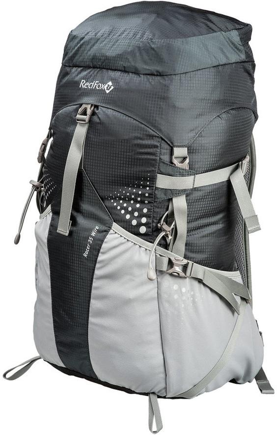 Рюкзак Red Fox  Racer Wire , цвет: асфальт, 35 л - Туристические рюкзаки