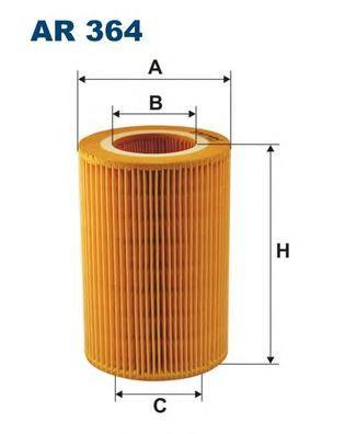 Фильтр воздушный Filtron AR364AR364