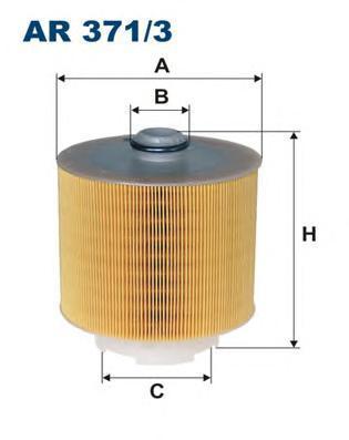 Фильтр воздушный Filtron AR3713AR3713