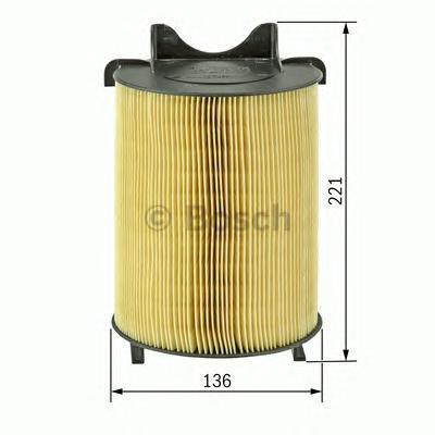 Фильтр воздушный Bosch 19874294051987429405