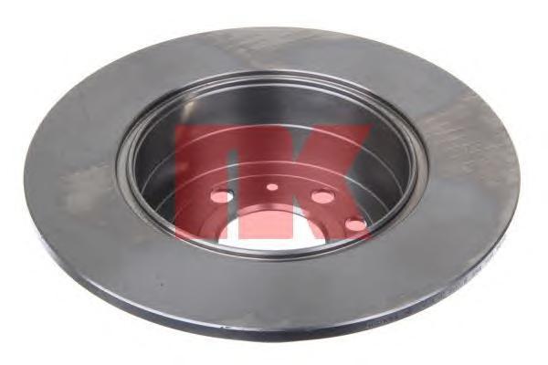 Диск тормозной NK 203624 комплект 2 шт203624