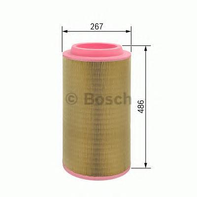 Фильтр воздушный Bosch F026400068F026400068