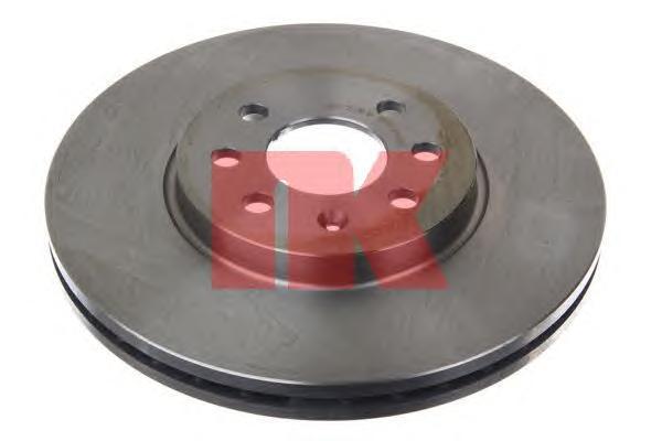 Диск тормозной NK 203652 комплект 2 шт203652