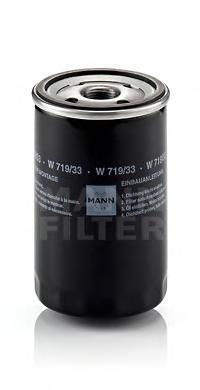 Масляный фильтрMann-Filter W71933W71933