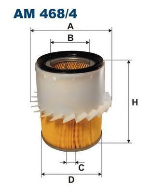 Фильтр воздушный Filtron AM4684AM4684
