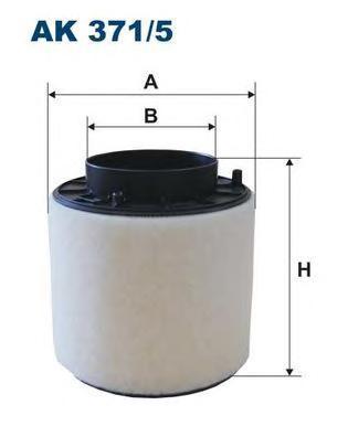 Фильтр воздушный Filtron AK3715
