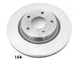 Диск тормозной передний вентилируемый Japanparts DI164 комплект 2 штDI164