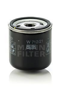 Масляный фильтрMann-Filter W71221W71221