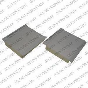 Фильтр салонный угольный DELPHI TSP0325110CTSP0325110C
