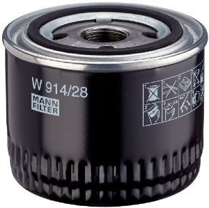 Масляный фильтр Mann-Filter W91428W91428