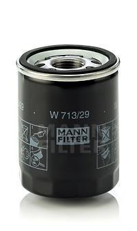 Масляный фильтрMann-Filter W71329W71329