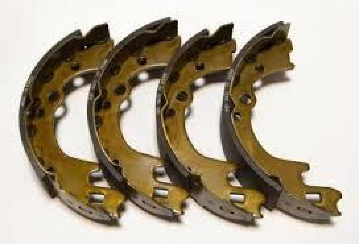 Sangsin Brake Колодки тормозные барабанные 4 шт. SA045 колодки резьбовые peak под v brake 70мм