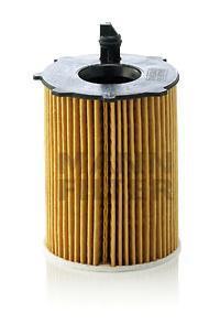 Масляный фильтроэлемент без металлических частейMann-Filter HU7162XHU7162X