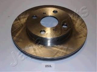 Диск тормозной Japanparts DI255 комплект 2 штDI255